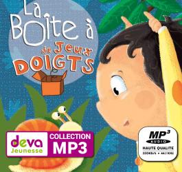 MP3 - La boîte à jeux de doigts