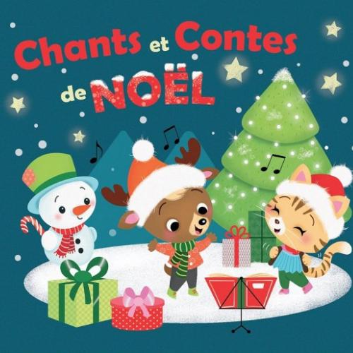 Chants et contes de Noël - Deva Jeunesse