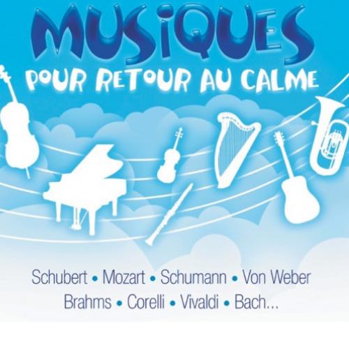 Musiques pour retour au calme - Deva Jeunesse