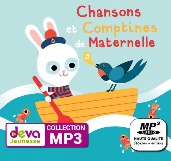 MP3 - Chansons et comptines de maternelle