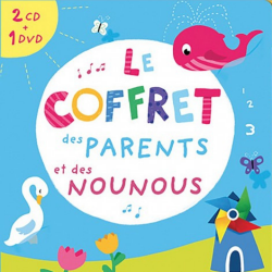 Coffret des parents et nounous (2CD+1DVD)