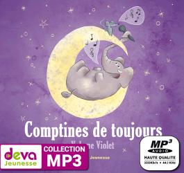 MP3 - Comptines de toujours (Volume Violet)