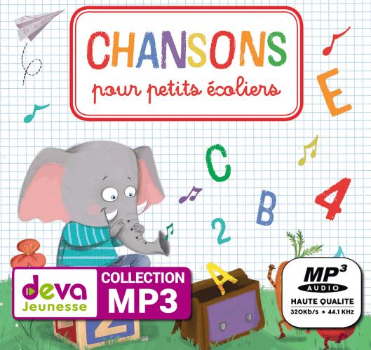 MP3 - Chansons pour petits écoliers