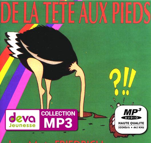 MP3 - De la tête aux pieds