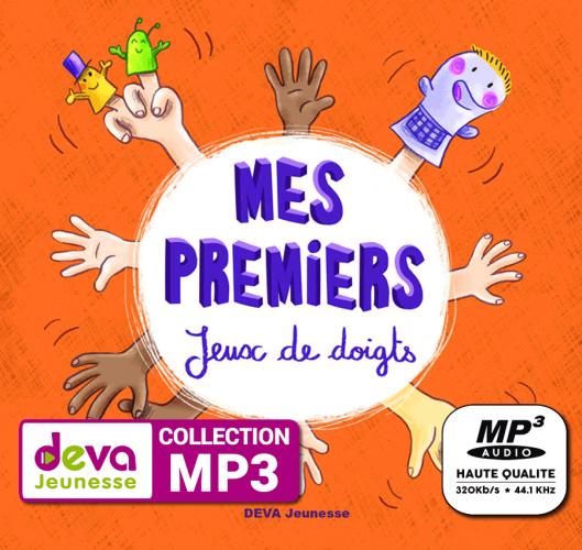 MP3 - Mes premiers jeux de doigts
