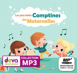 MP3 - Les plus belles comptines des maternelles