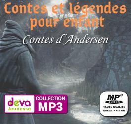 MP3 - Contes d'Andersen - Dix histoires pour enfants