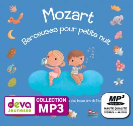 MP3 - Mozart, Berceuses pour Petite Nuit