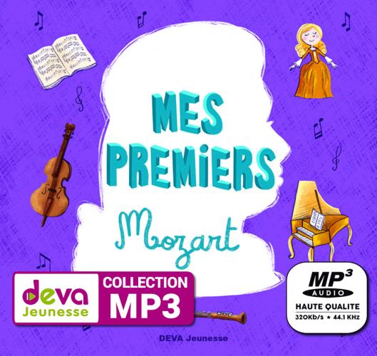 MP3 - Mes Premiers Mozart