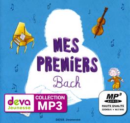 MP3 - Mes Premiers Bach - Musique classique pour enfants