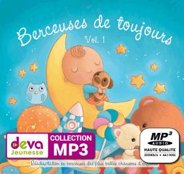 MP3 - Berceuses de toujours (Volume 1)