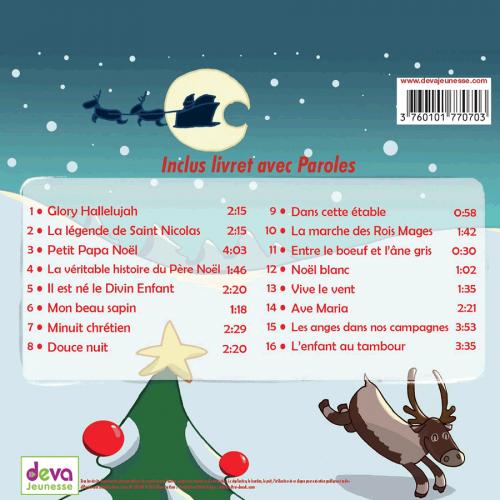Cd Les Plus Belles Comptines De Noël