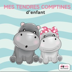 CD mes tendres comptines d'enfant