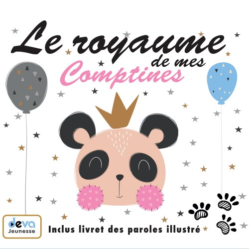CD Le royaume des mes comptines