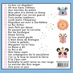 CD au royaume de mes comptines