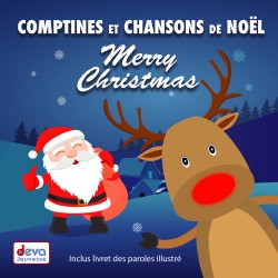Comptines et chansons de Noël des enfants