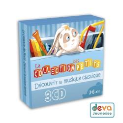 Découvrir la musique classique - Coffret 3CD