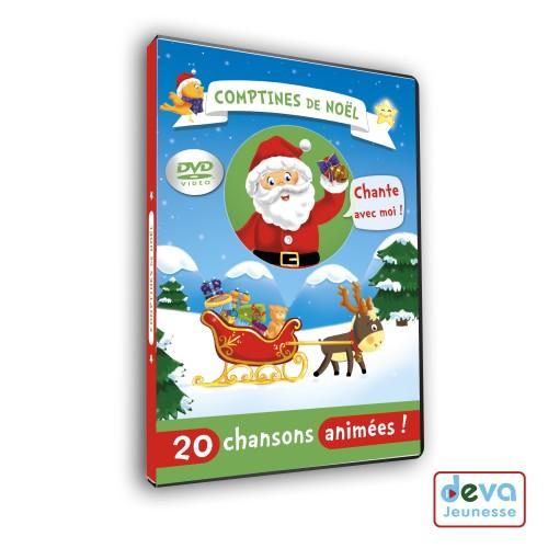 DVD comptines de Noël