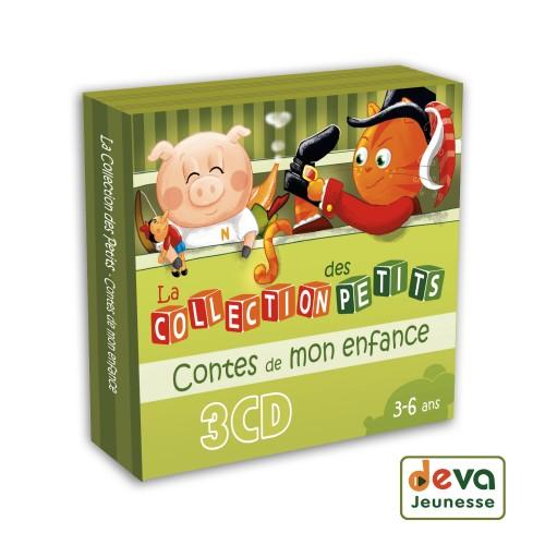 Contes de mon enfance -Coffret 3CD