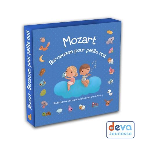 Mozart, berceuses pour petite nuit