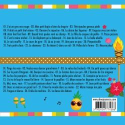 50 comptines pour chanter et danser (Titres de l'album)