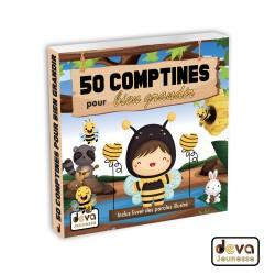 Comptines pour bien grandir ( 2CD + Livret)