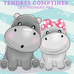 TENDRES COMPTINES  CD + Livret des paroles