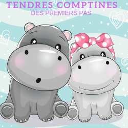 TENDRES COMPTINES  CD + Livret des paroles