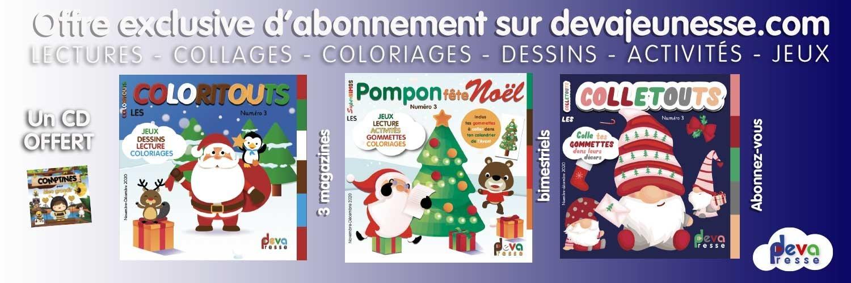 Abonnement Magazines enfant