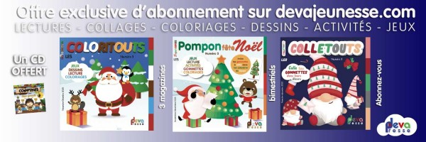 Magazines Enfants